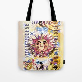 You are the Brightest Star Tote Bag