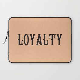 LOYALTY Laptop Sleeve