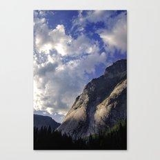 Yosemite National Park - Granite Mountain Canvas Print