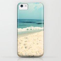 Gentle Surf iPhone 5c Slim Case