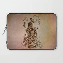 Cute Totem Laptop Sleeve