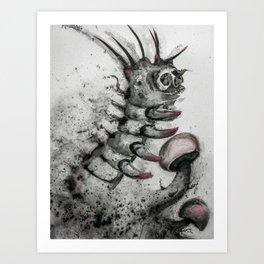 Absolem Art Print