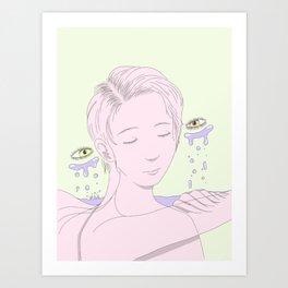 Prettyboy #4 Art Print