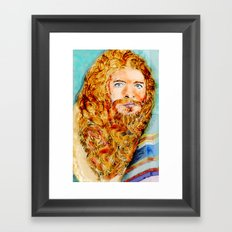 When i was young Framed Art Print
