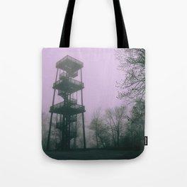 eagle tower Tote Bag