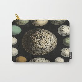 Naturalist Eggs Carry-All Pouch