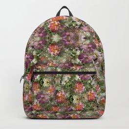ROSA BONICA ROSE FLOWERS Backpack