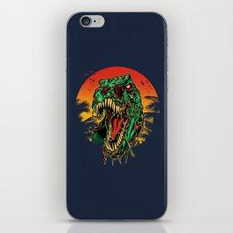Zombie T-Rex iPhone Skin