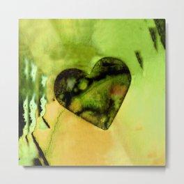 Heart Dreams 2D by Kathy Morton Stanion Metal Print