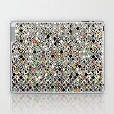 cellular ombre Laptop & iPad Skin