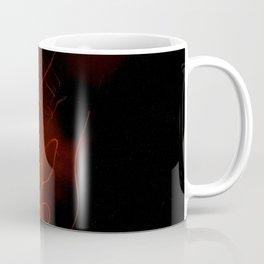 fire at night time exposure Coffee Mug