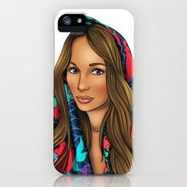 Queen of Cushiite iPhone Case