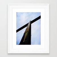 cross Framed Art Prints featuring Cross  by Sierra Christie