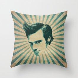 Carrey Throw Pillow