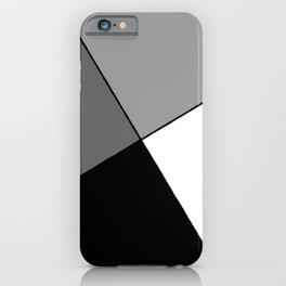 Modern home design iPhone Case