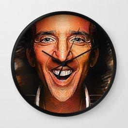 Nicolas Cage - Caricature Wall Clock