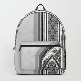 gothic window Backpack
