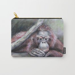 Big Red: Contemplating Carry-All Pouch