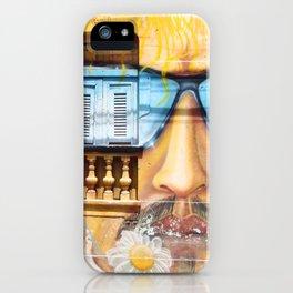 Maracatu iPhone Case