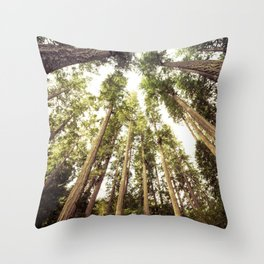 The Canopy Throw Pillow