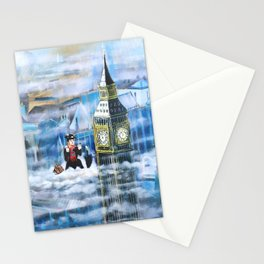Mary Poppins London Stationery Cards