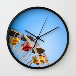 Pacific Park Wall Clock