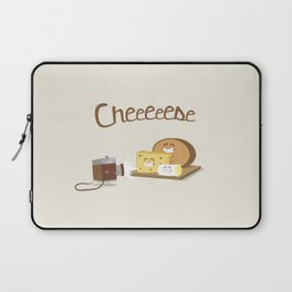 cheeeese Laptop Sleeve