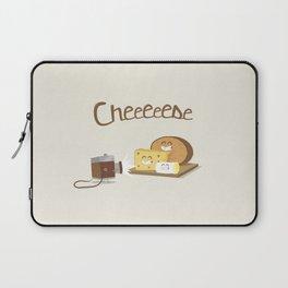 cheeeese Laptop Sleeve