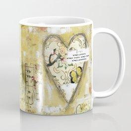 LOVE always protects  Coffee Mug