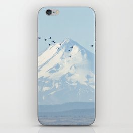 """Shasta"" by Murray Bolesta! iPhone Skin"