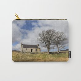 Highland Cottage. Carry-All Pouch