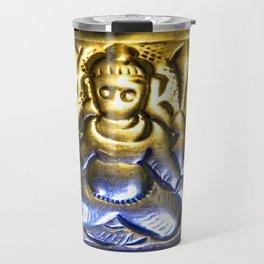 Lakshmi Travel Mug