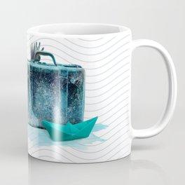 BREATHE (Totem of the Dolphin) Coffee Mug