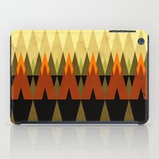 living in the woods iPad Case