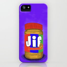 Peanut iPhone Case