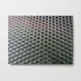 Trampoline Metal Print