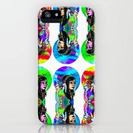 3inarow iPhone Case