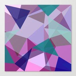 Geometric 2.1 Canvas Print