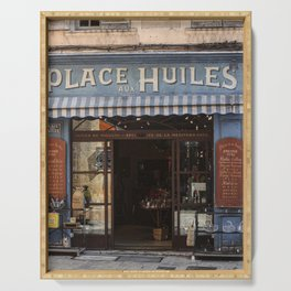 Photography Place aux Huiles Serving Tray
