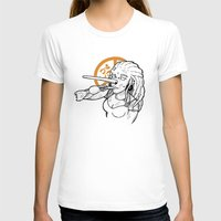 hippy T-shirts featuring Pinocchio VS Hippy by LullaBy D