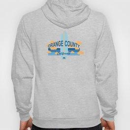 Orange County - California. Hoody