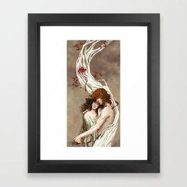 Blood&Bone Framed Art Print
