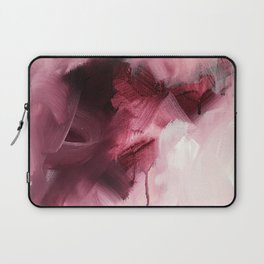 Maroon 1 (Color Study) Laptop Sleeve