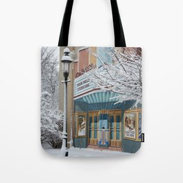 Theater Art Tote Bag