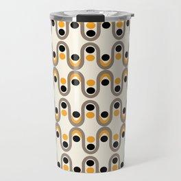 Steve Dots Bee Travel Mug