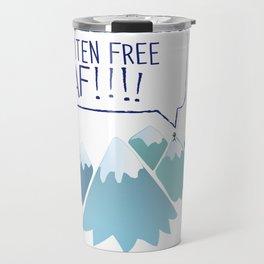 Gluten-Free AF Mountain Top Travel Mug