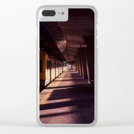 Train station Campanhã Clear iPhone Case