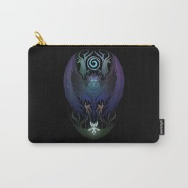Kuro's Embrace Carry-All Pouch