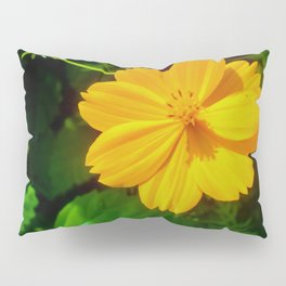 Large-flower Tickseed Pillow Sham
