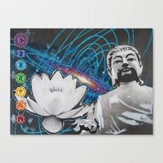 Metaphysical Magnetism  Canvas Print